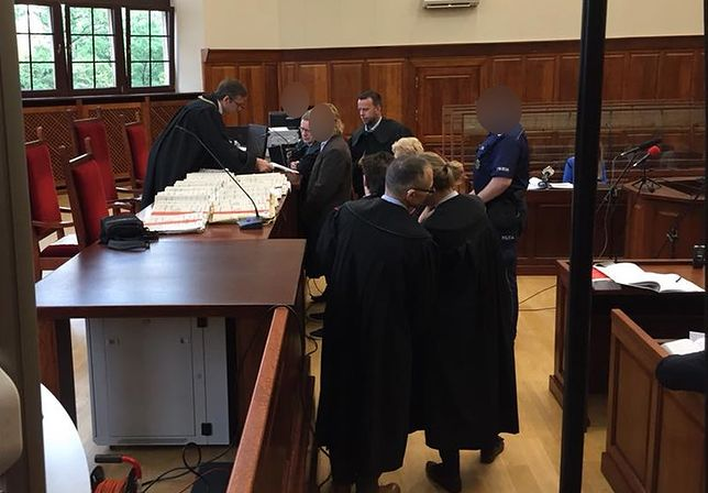 We Wrocławiu rozpoczął się proces policjantów oskarżonych o spowodowanie śmierci Igora Stachowiaka.