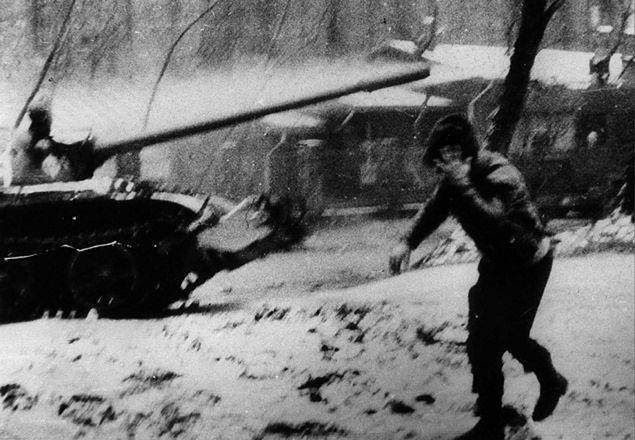 """Pacyfikacja kopalni """"Wujek"""" i """"Manifest Lipcowy"""", 16 grudnia 1982 r."""