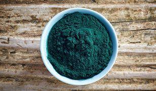 Spirulina - gram jak kilogram warzyw