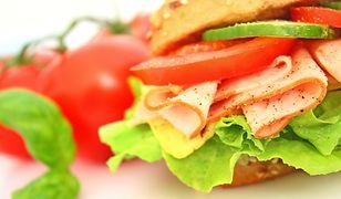 Jak powinna wyglądać zdrowa kanapka?