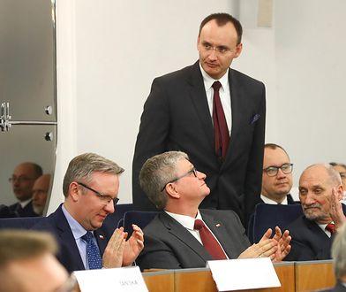 Mikołaj Pawlak miał kontakt z osobą zarażoną koronawirusem