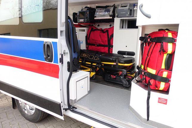 Bielsko-Biała. Pogotowie w Bielsku-Białej otrzyma nowy respirator.