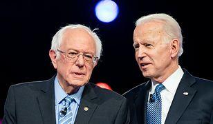 Wybory prezydenckie w USA. Donald Trump kontra Joe Biden lub Bernie Sanders