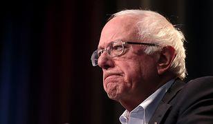 Wybory prezydenckie w USA. Demokrata Bernie Sanders zawiesza swoją kampanię wyborczą