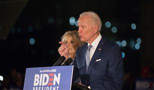 Joe Biden umacnia swoją pozycję w prawyborach. To najprawdopodobniej on zmierzy się z Trumpem