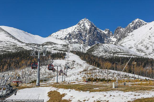 Wypadek w Tatrach. Nie żyje Polak
