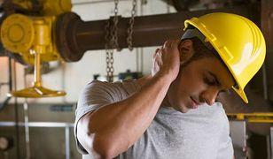 Najgorsze choroby spowodowane pracą
