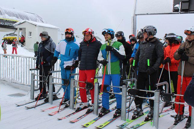 Prezydent pojechał na narty. Wybrał Szczyrk
