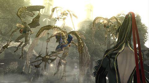 Galeria: Bayonetta