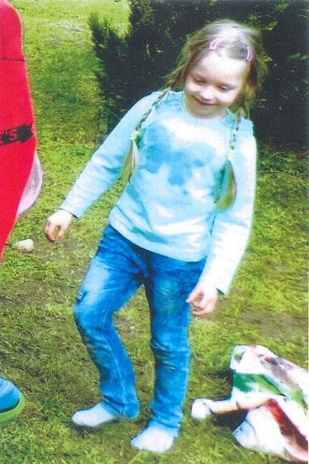 5-letnia Inga Gehricke mogła zostać porwana przez tego samego sprawcę co Madeleine McCann