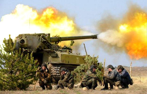 """Na Białorusi manewry """"Niezłomne braterstwo"""". 1,5 tys. żołnierzy ćwiczy w pobliżu polskiej granicy"""