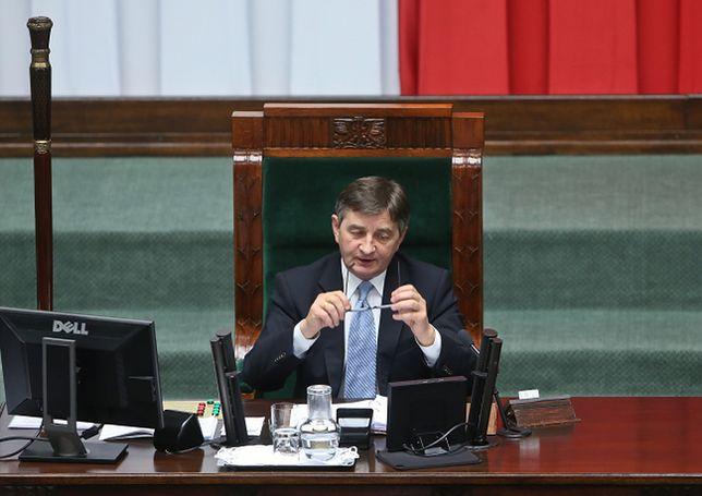 Kto zostanie nowym marszałkiem Sejmu? Relacja reportera WP