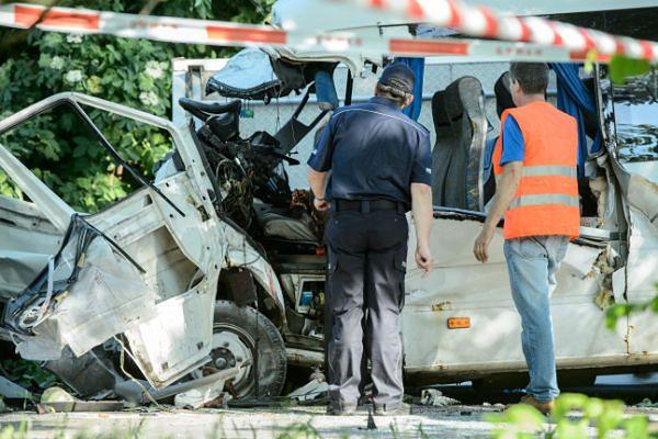 Do tragicznego wypadku doszło w miejscowości Stawek