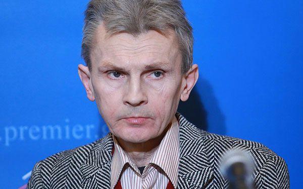 Profesor Henryk Domański odnaleziony w szpitalu