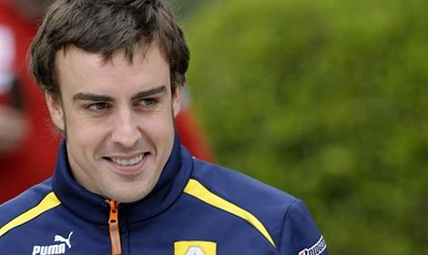 Alonso ostro krytykuje decyzję o oponach