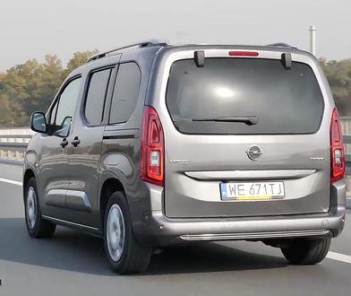 W którym schowku zostawiłem klucze...? Opel Combo Life