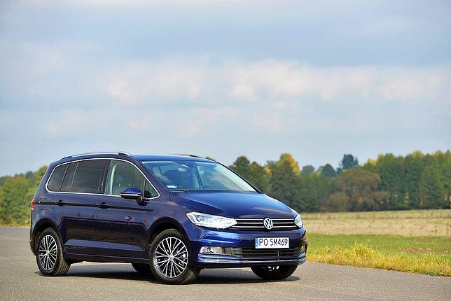 Nowy Volkswagen Touran II