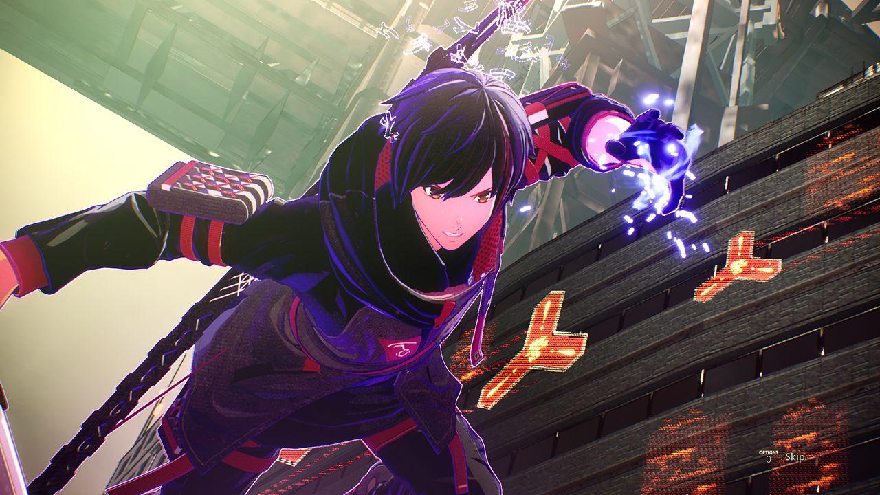 Scarlet Nexus, czyli gra niczym anime [Pierwsze wrażenia] - Scarlet Nexus