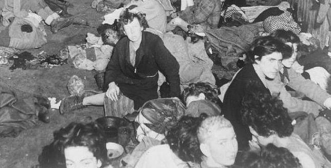 Naśladowcy Hitlera? Amerykanie traktowali więźniów obozów koncentracyjnych jak bydło
