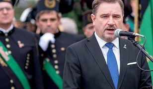 """Piotr Duda, szef NSZZ """"Solidarność"""""""