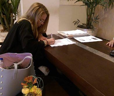Anna Chodzińska odbiera prawo jazdy w Arabii Saudyjskiej