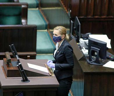 Koronawirus w Polsce. Obrady Sejmu w nadzwyczajnych warunkach