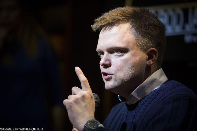 Szymon Hołownia skomentował film Tomasza Sekielskiego