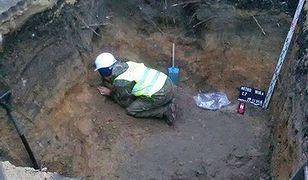 Wola. Znaleziono ludzkie szczątki podczas budowy metra