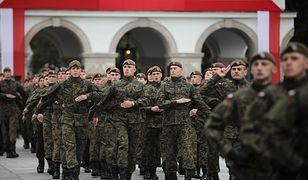 Warszawa. W sobotę 5 października przysięga żołnierzy Wojsk Obrony Terytorialnej na pl. Piłsudskiego