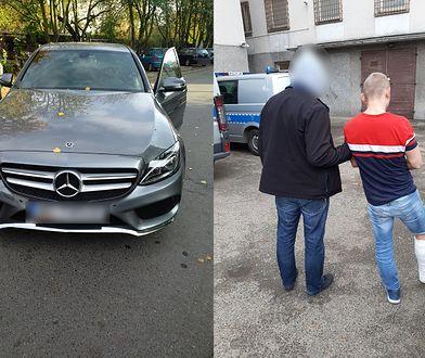 Warszawa. 31-latek, który ukradł samochód z pasażerką na Targówku, trafił do aresztu