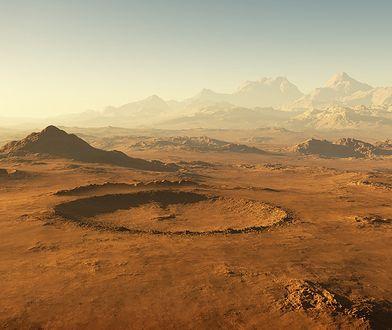 NASA publikuje sensacyjne dane na temat Marsa