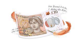 Brytyjczycy ujawnili wygląd nowego banknotu. Już nie będzie papierowy