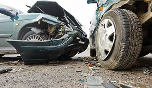 Najdziwniejszy z przypadków wyłudzeń dotyczył wypadku z udziałem dwóch aut, z których żaden nie miał... silnika