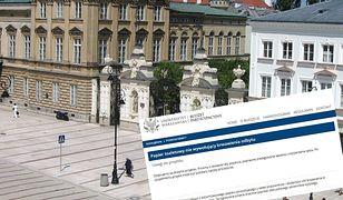 Do 19 listopada można było zgłaszać projekty do budżetu partycypacyjnego UW