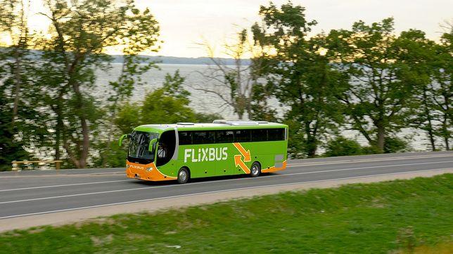 Flixbus jedzie na Ukrainę