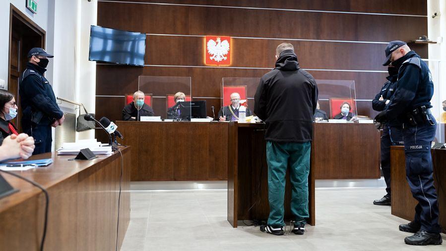 Bielsko-Biała. Piotr Sz. usłyszy dzisiaj wyrok za zabicie żony w ciąży.