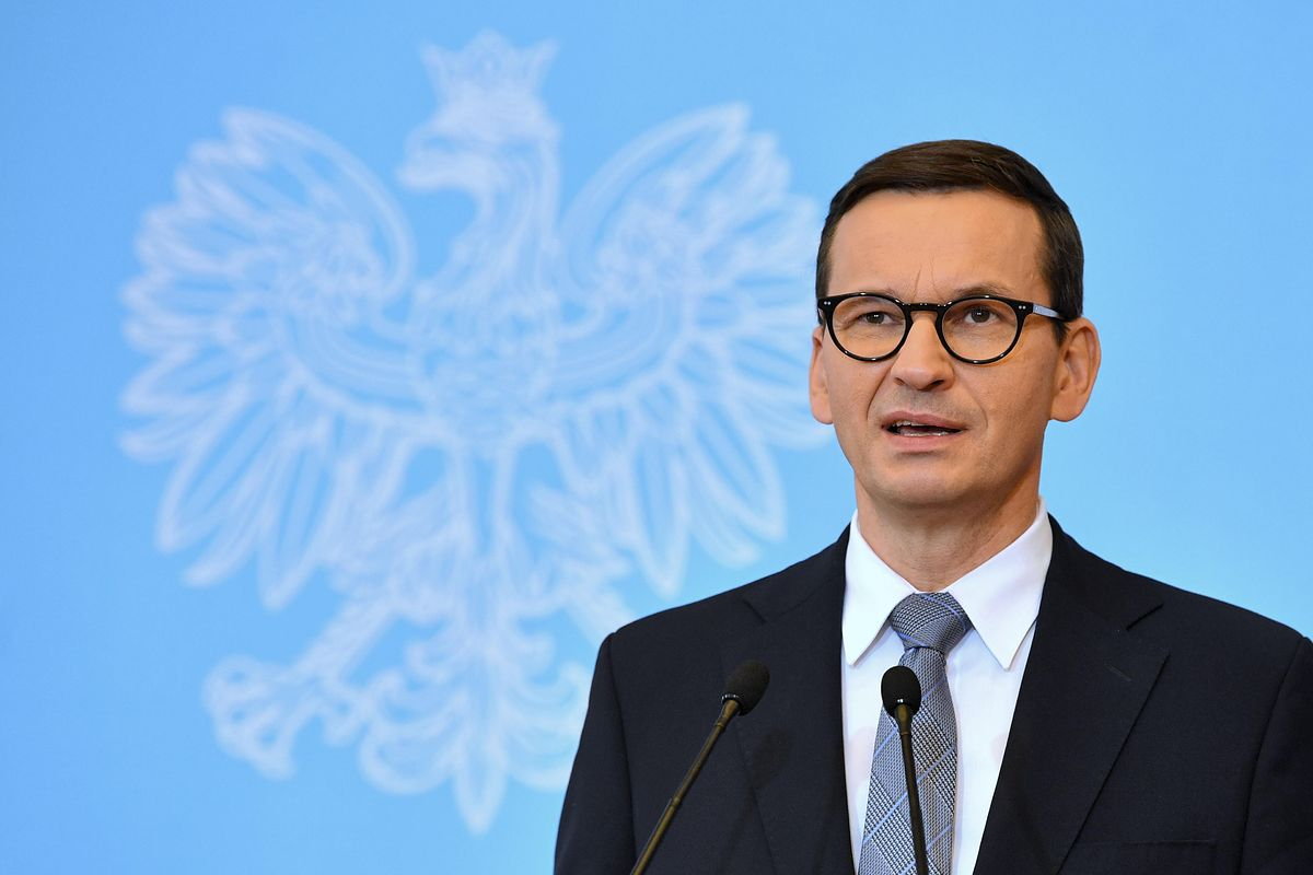 Premier Morawiecki. Rosja i Białoruś wśród głównych tematów