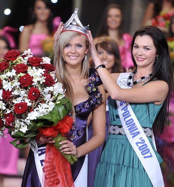 Miss Polonia 2008 - Angelika Jakubowska