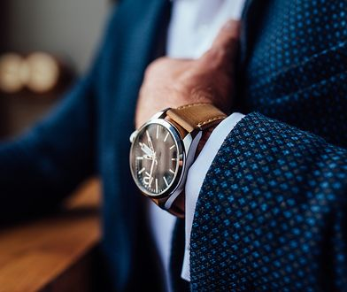 Zegarek to istotny element męskiej biżuterii
