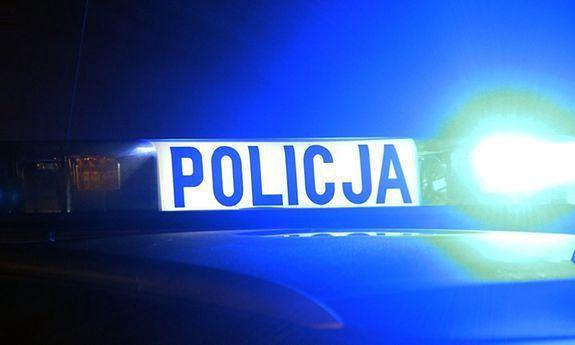 Policjanci użyli broni palnej