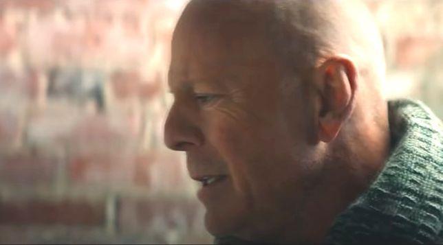 """Bruce Willis w filmie """"Hard Kill"""""""