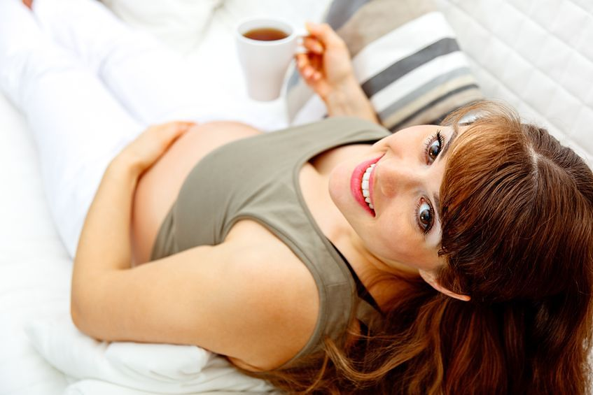 Bezpieczeństwo stosowania ziół w ciąży