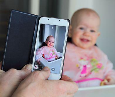 Rodzice chętnie fotografują dzieci. Mniej chętnie myślą o konsekwencjach publikowania zdjęć