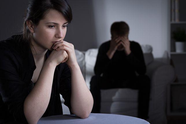 Internautka opisuje swój problem z partnerem