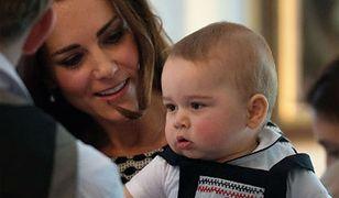 Tak wygląda 8-miesięczny syn Kate i Williama