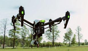 Drony będą ratować życie tonących