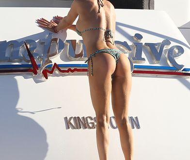 Joanna Krupa w skąpym bikini