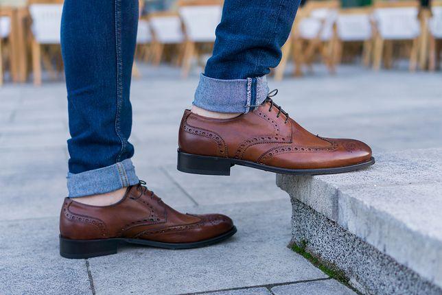 Eleganckie buty to wizytówka zadbanego faceta