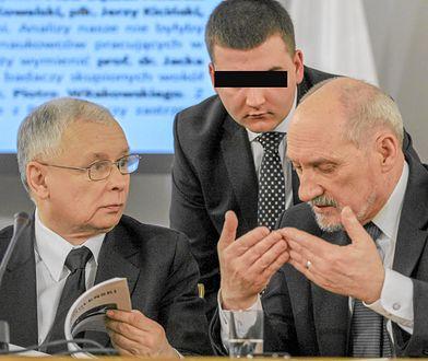 CBA zatrzymało w poniedziałek 28 stycznia sześciu podejrzanych, wśród nich byłego rzecznika MON Bartłomieja M.