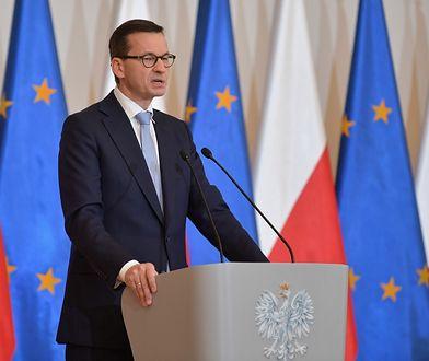 Premier Mateusz Morawiecki po spotkaniu z ambasadorami RP